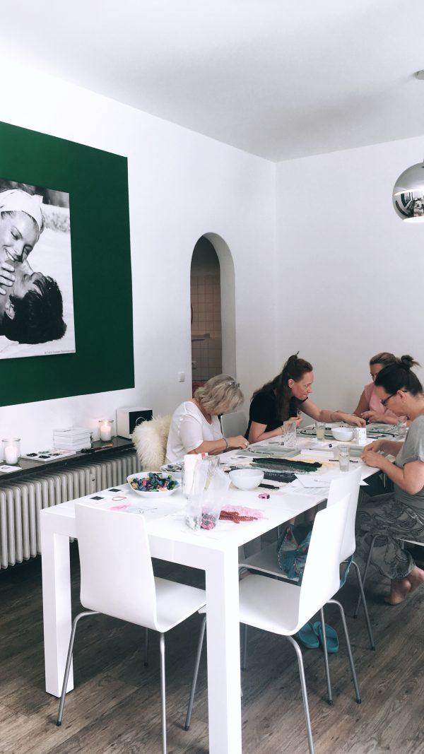 Mala Workshop mit Julia Nußhart